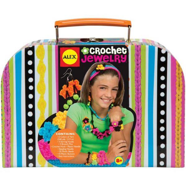 ALEX Toys Crochet Jewelry Kit