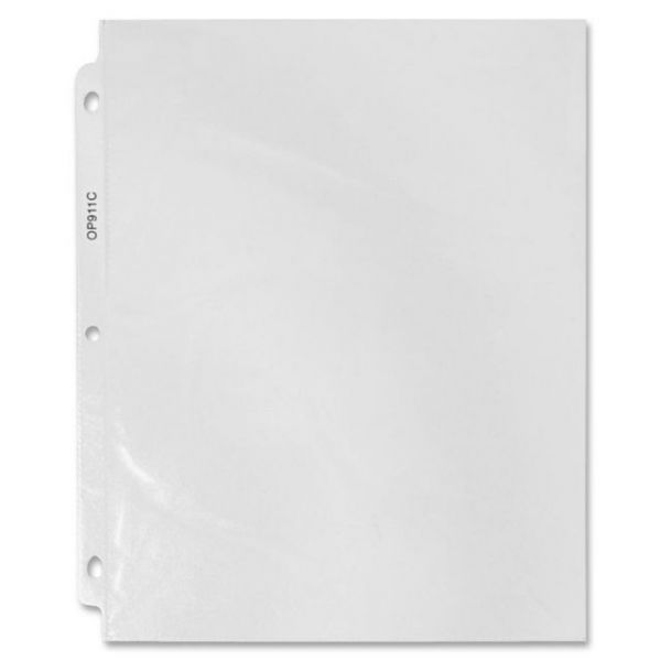 Sparco Top Loading Sheet Protectors