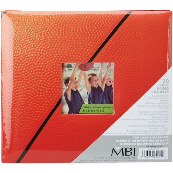 "Sport & Hobby Post Bound Album 8""X8"""