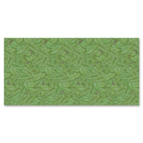 Fadeless Tropical Foliage Design Bulletin Board Paper