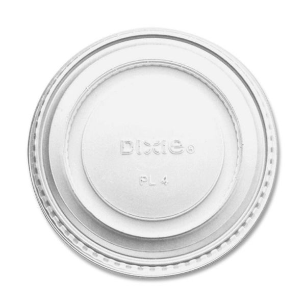 Dixie 4 oz Portion Cup Lids