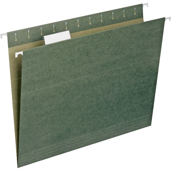 Smead 100% Recycled Hanging File Folders
