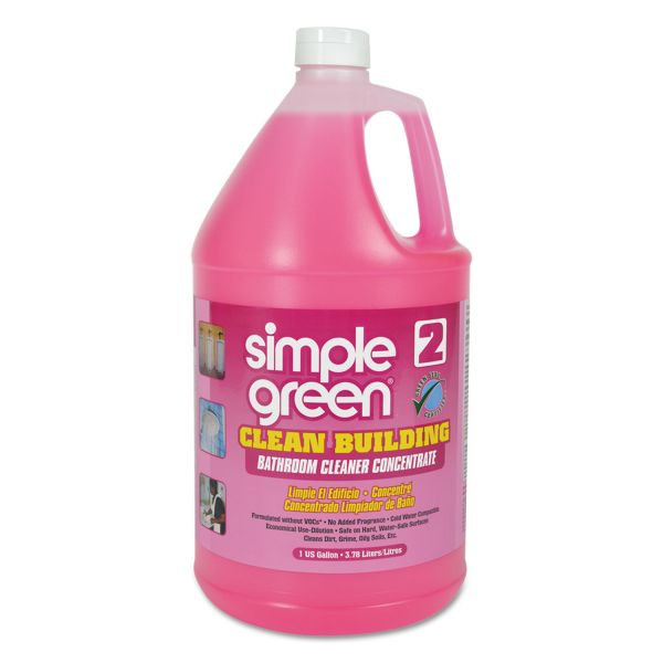 Simple Green Clean Building Bathroom Cleaner
