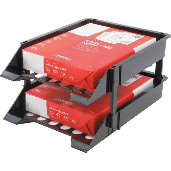 deflecto Supertray Brk-resistant Countertop Tray