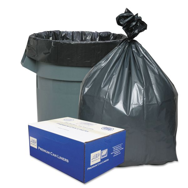 Platinum Plus 45 Gallon Trash Bags