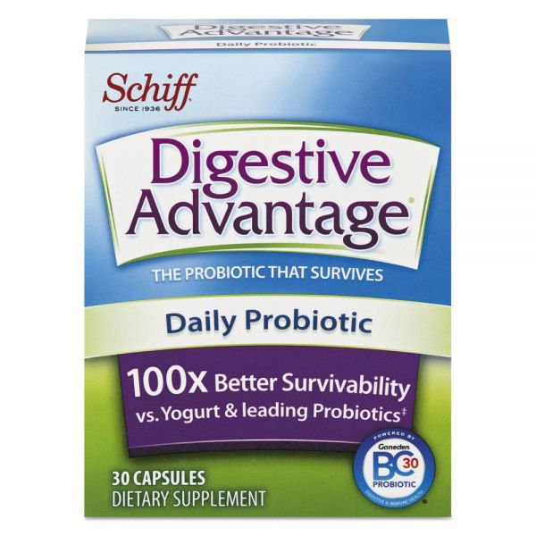 Digestive Advantage Daily Probiotic Capsules