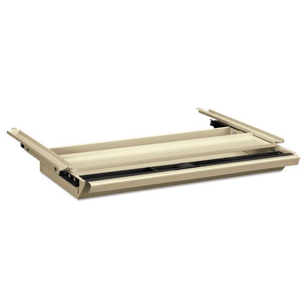 HON 38000 Double Pedestal Desk Center Drawer