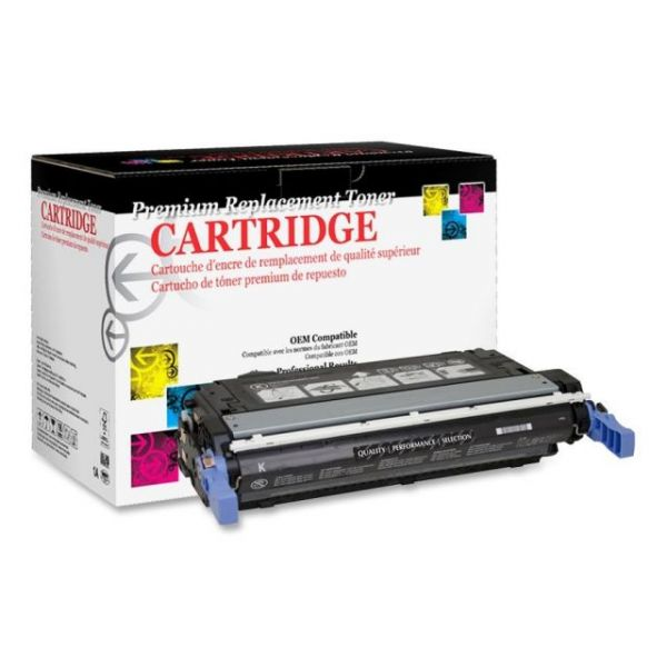 West Point Products Remanufactured HP Q5950A Black Toner Cartridge