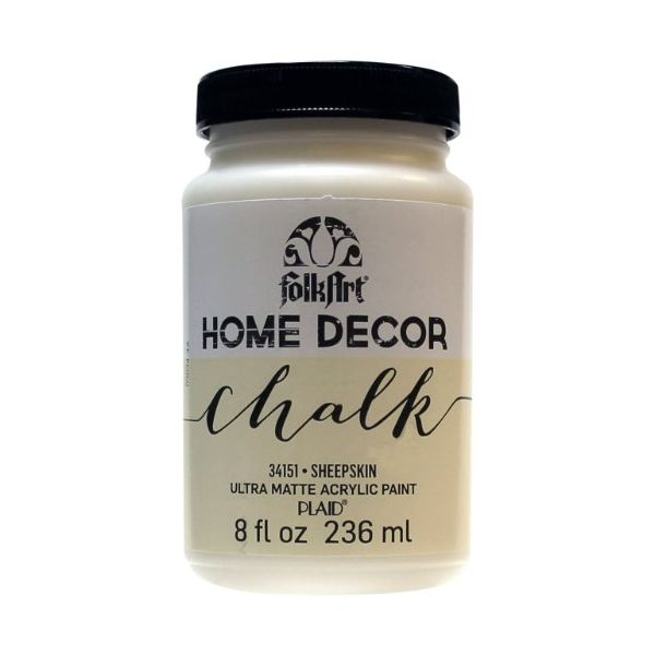 FolkArt Home Decor Sheepskin Chalk Paint