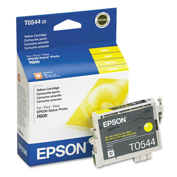 Epson T054420 (54) Ink, Yellow