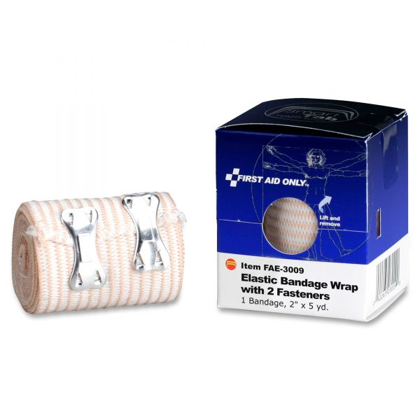 First Aid Only 2-Fastener Elastic Bandage Wrap