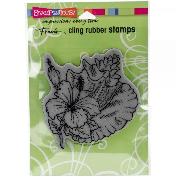 "Stampendous Cling Stamp 6.5""X4.5"""
