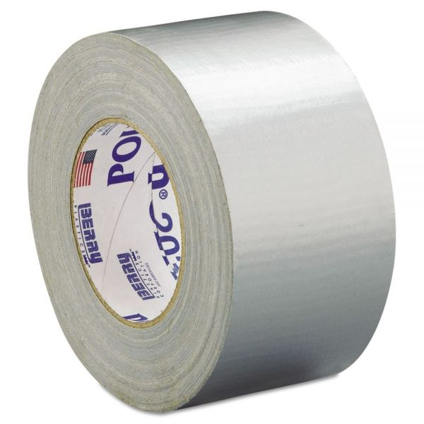 """Polyken Duct Tape, 3"""" x 60yds, Silver"""