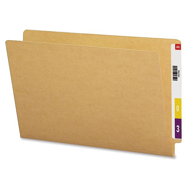 Smead Legal Size End Tab File Folders