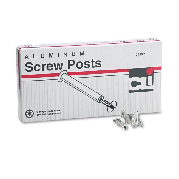 CLI Aluminum Screw Posts