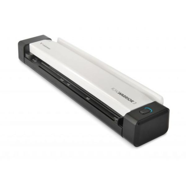 Visioneer RoadWarrior RW3-WU Sheetfed Scanner - 600 dpi Optical