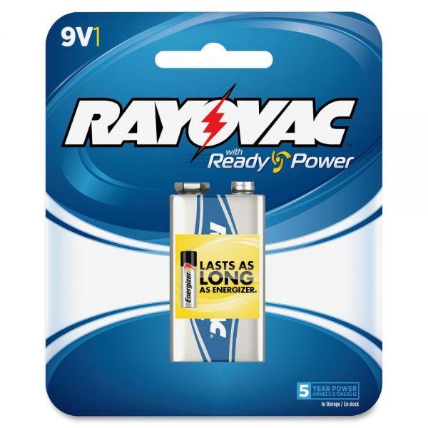 Rayovac 9 Volt Battery