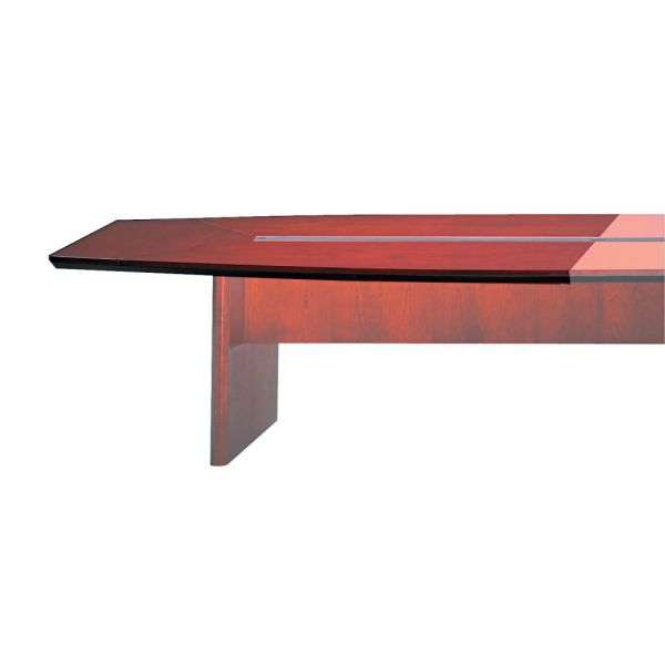 Tiffany Industries Corsica Modular Conference Table Top, 72w x 54d, Sierra Cherry