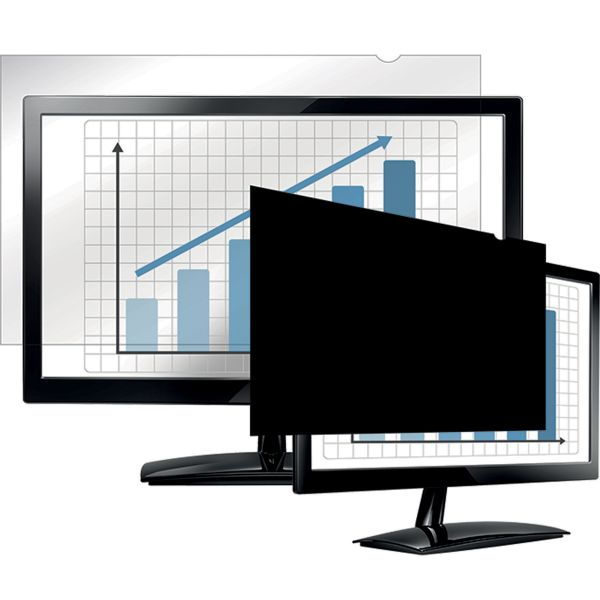 """Fellowes PrivaScreen™ Blackout Privacy Filter - 21.5"""" Wide"""