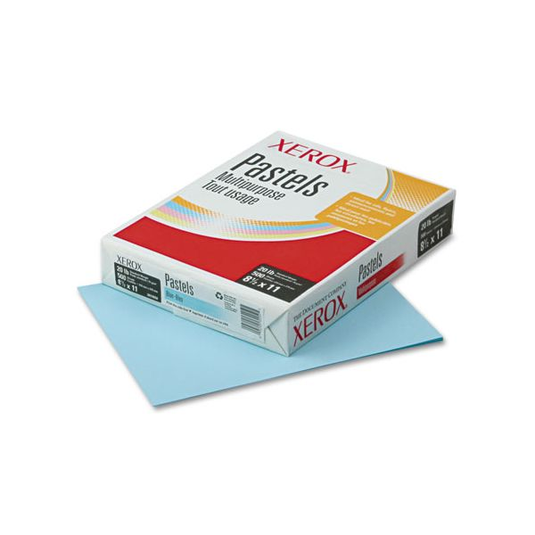 Xerox Pastels Colored Paper - Blue