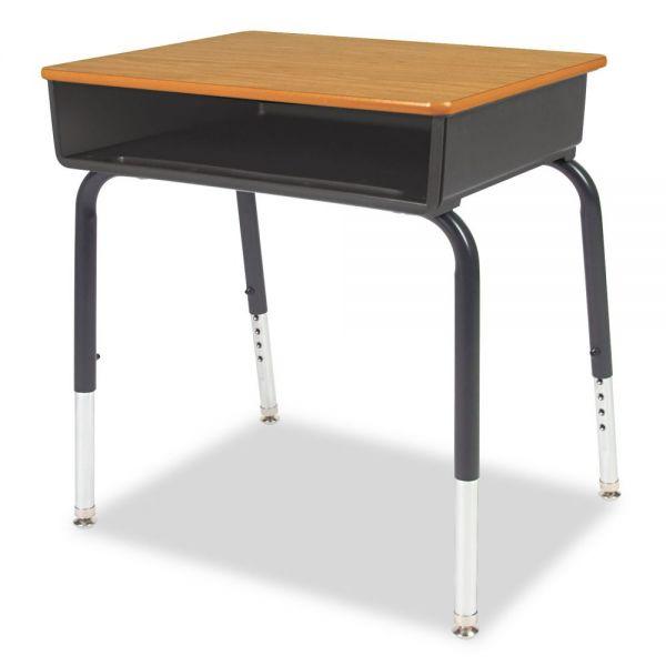 Open Front Student Desks