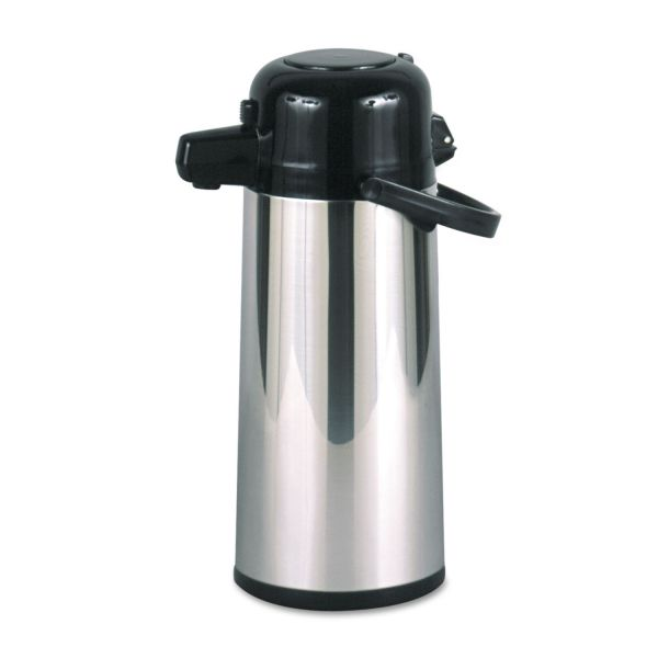 Hormel Commercial Grade Airpot With Push-Button Pump