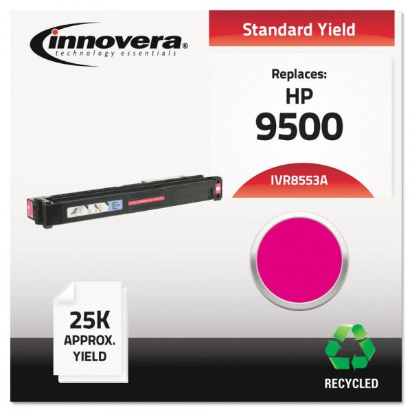 Innovera Remanufactured HP 9500 Magenta Toner Cartridge