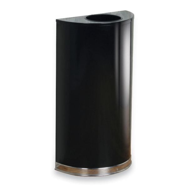 United Open Top Indoor 12 Gallon Trash Can