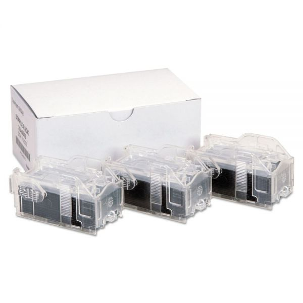 Lexmark Standard Staples for Xerox X850/X852, Three Cartridges, 15,000 Staples per Pack