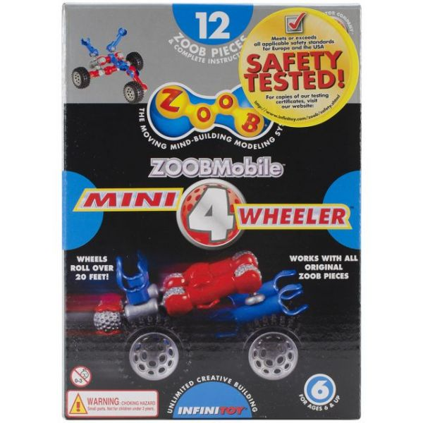 ZOOB Mobile Mini 4 Wheeler