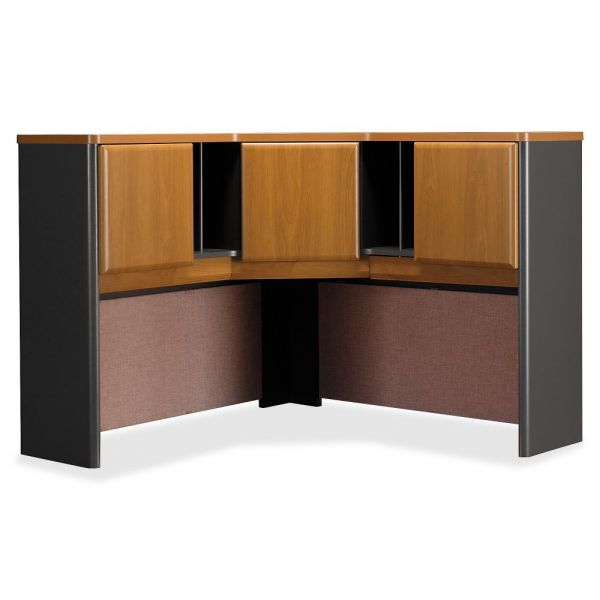bbf Series A Corner Hutch by Bush Furniture