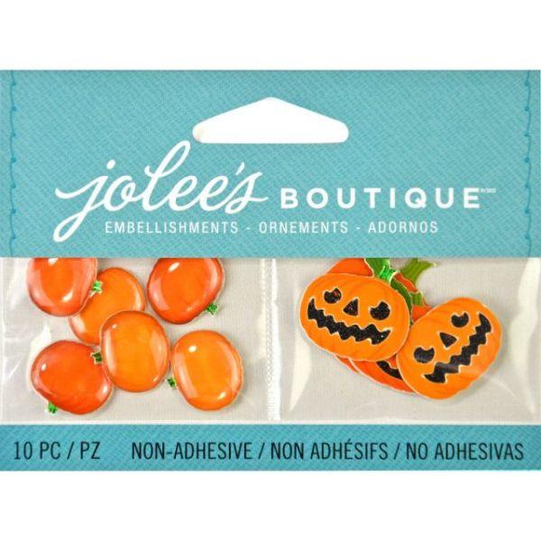 Jolee's Halloween Embellishments 10/Pkg