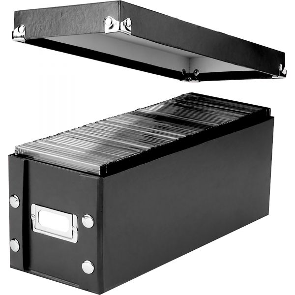 IdeaStream Snap-N-Store CD Storage Box