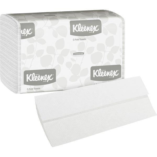 Kleenex Premium C-Fold Paper Towels