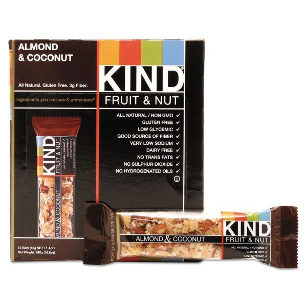 KIND Fruit and Nut Bar