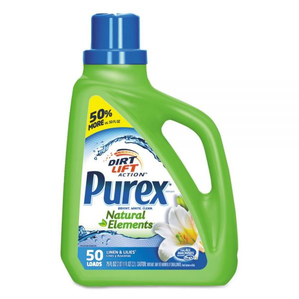 Purex Ultra Natural Elements Liquid Laundry Detergent