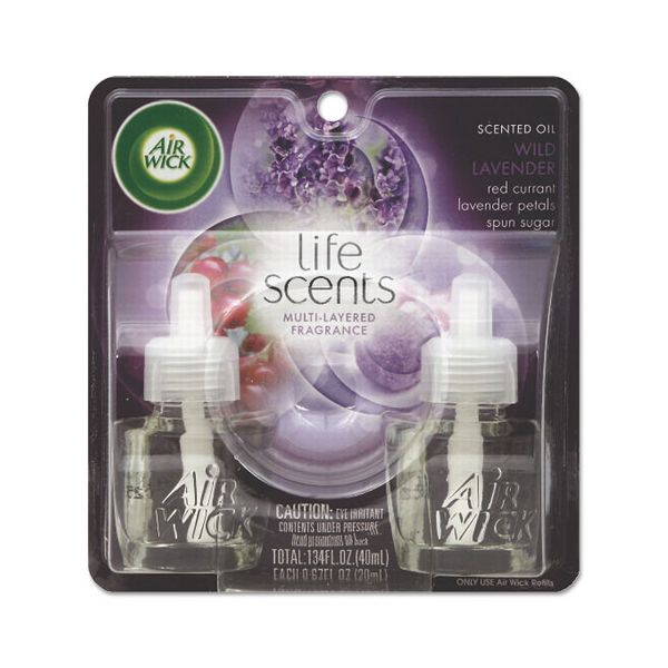 Air Wick Life Scents Scented Oil Refills