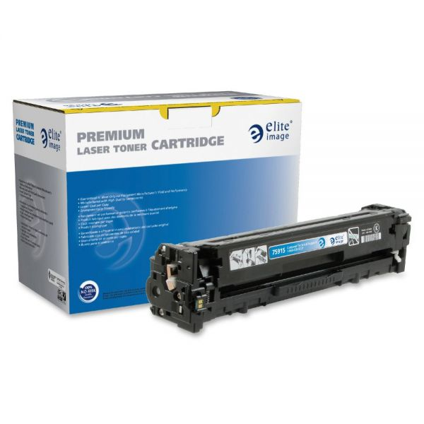 Elite Image Remanufactured HP 131A Black Toner Cartridge