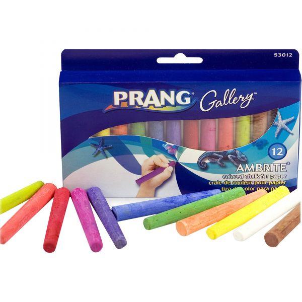 Prang Ambrite Paper Chalk