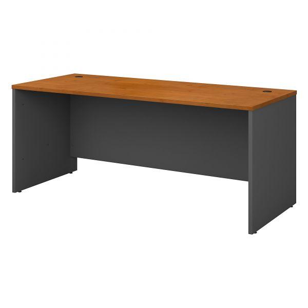bbf Series C Desk Shell by Bush Furniture