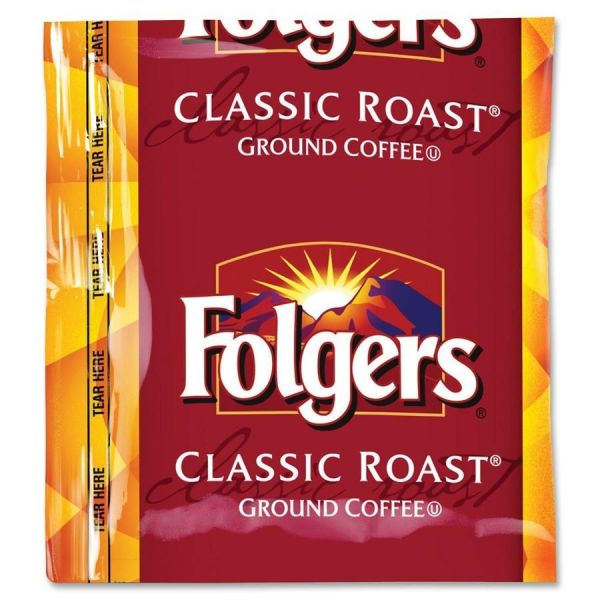 Folgers Classic Roast Coffee Packs