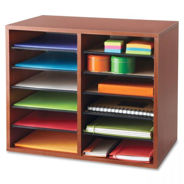 Safco Desktop Literature Organizer