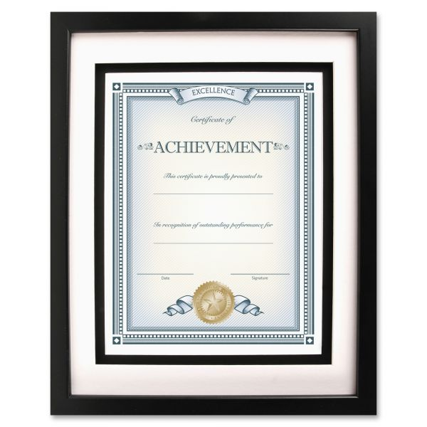 DAX Solid Wood Float Picture/Certificate Frame