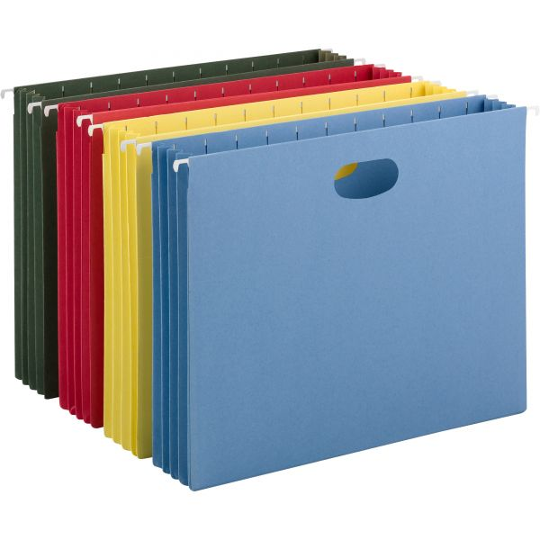 Smead 64290 Assortment Hanging File Pockets