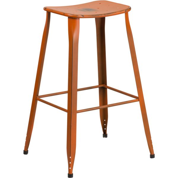 Flash Furniture 30'' High Big & Tall Indoor-Outdoor Barstool