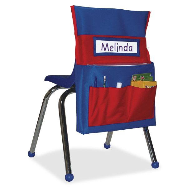 Chairback Buddy Pocket Chart Storage