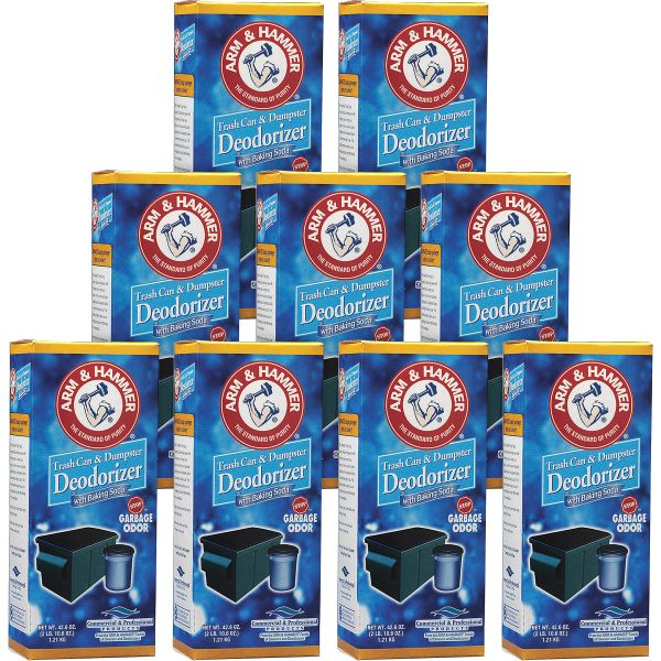 Arm & Hammer Trash Can & Dumpster Deodorizer