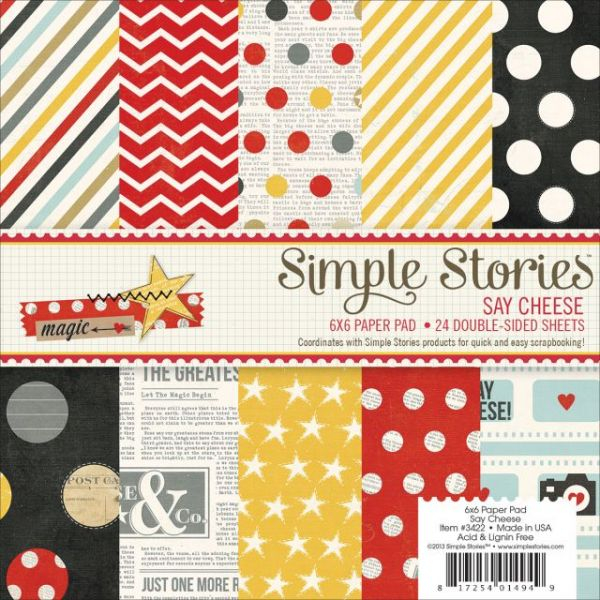 Simple Stories Paper Pad