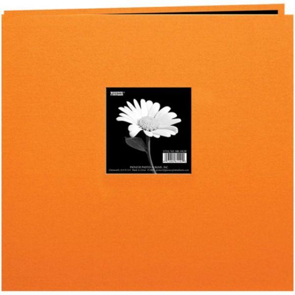 "Book Cloth Cover Post Bound Album 12""X12"""