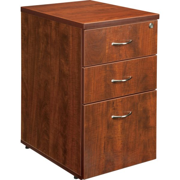 Lorell Ascent 3-Drawer Mobile File Cabinet